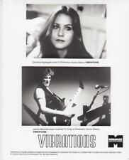 Vibrations- Music Memorabilia Photo