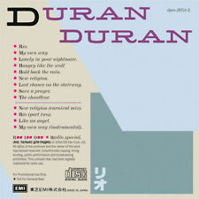 Duran Duran Rio (Radio Special) CD Full Album+Interview Nick Rhodes John Taylor