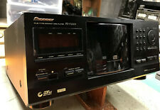 New listing Pioneer Pd-F1009 300-Disc Cd Player Changer Works Great