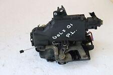 VW GOLF MK4 IV DOOR LOCK FRONT RIGHT # 3B1837016A