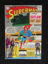 Superman #179 August 1965 Very High Grade Book! See Pics!