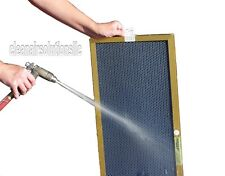 Air Care 18x18x1 GOLD Electrostatic Furnace A/C Filter, Washable, Permanent