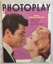 May 1953 Photoplay Magazine Tony Curtis Janet Leigh Movie Magazine