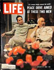 Life Magazine, January 14 1966
