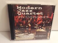 Modern Jazz Quartet - In Concert (2 CDs, 1990, MCR)