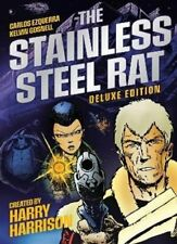 More details for the stainless steel rat deluxe edition by kelvin gosnell 9781781088999