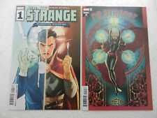 Dr Strange Surgeon Supreme #1 #2 2020 NM 9.4 1st Print Marvel Comics
