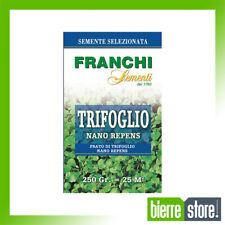 Graines de Gazon Trèfle Nain Franchi 150/81 Confection 250 Gr