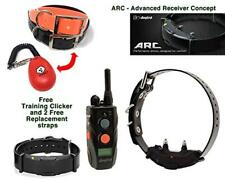 Dogtra ARC Dog Training Collar - Free Replacement Strap and Dog Training Clicker