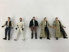 Star Wars Han Solo Action Figure   5 distinct figures