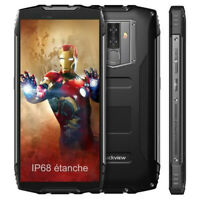 "5.7"" Blackview BV6800 Pro 4GB 64GB Smartphone Waterproof 6580mAh Wireless Charge"