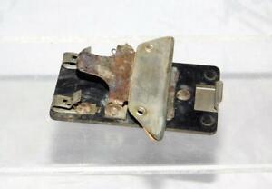 Vintage 50s Lionel Trains 1045C contactor accessory track trip pressure plate C5