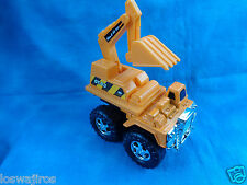 Greenbriar International Plastic Construction Vehicle or Cake Topper