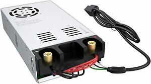 AC 220V auf DC 12V Schaltnetzteil Transformator Konverter Adapter Max. 50A 600W