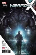 Weapon X 8 Marvel 2017 series WMD Batch H Weapon H hot book