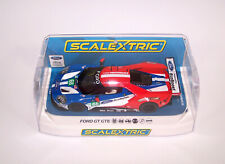 Scalextric Ford GT GTE - Le Mans 2017 Chip Ganassi Team USA - Slotcar 1:32 C3857