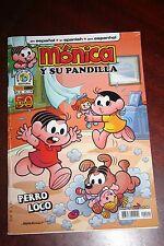 Mônica - Mónica y su pandilla - Spanish comics 2011