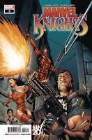 Marvel Knights 20th #3 Marvel Comic 1st Print 2018 unread NM Electra Daredevil