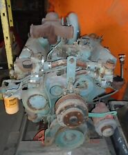 Detroit Diesel 8v92 TurboCharger - ORIGINAL #08923360 (LOOKS GOOD, TURNS WELL)