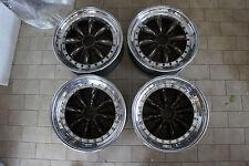 """JDM Panasport C8 15"""" rims wheels ae86 pcd114.3X4 watanabe 240z z30 rs ssr 260z"""
