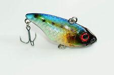 50mm Sinking Vibe Bream Bass Flathead Perch Trout Cod Fishing Lure