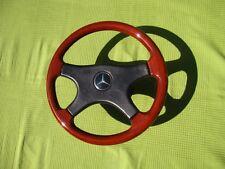 Wooden steering wheel Mercedes W123 Coupe, W126 SEC