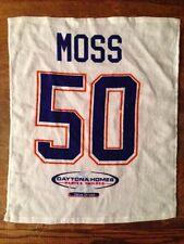 Joey Moss 50th Birthday Edmonton Oilers Victory #50 Towel Oct 7 2013 /10,000