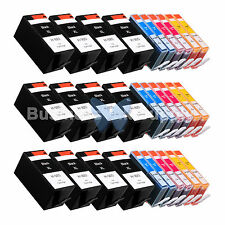 30 PACK 920XL New GENERIC Ink for HP Officejet 7000 series (E809) 7500 (E910)