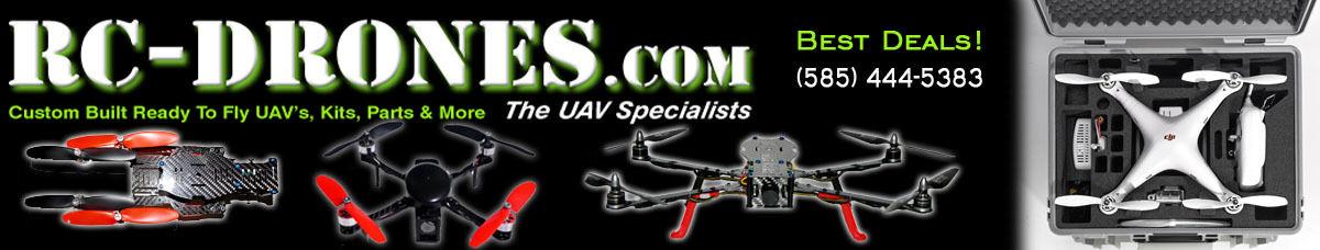 RC-Drones - Radio Control Drones