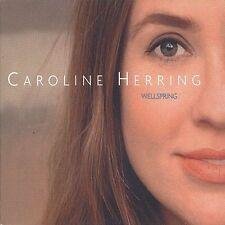 Caroline Herring : Wellspring Country 1 Disc Cd