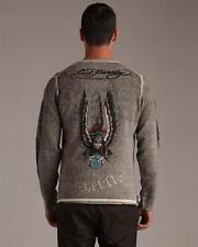 ED HARDY NEVER ENDING BATTLE JUMPER NWT GENUINE