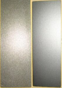 "Double Sided Diamond Sharpening Stone Hone Block Knife Sharpener 2 x 6"" 220/600"