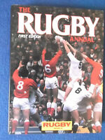 The Rugby Annual First Edition 1986. Produced by Rugby World & Post.
