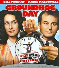 Groundhog Day 0043396226463 With Bill Murray Blu-ray Region a