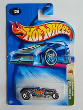 2004 Hot Wheels 1932 Ford Deuce Roadster Diecast - Tat Rods Series