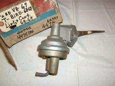1968 69 Ford & Thunderbird lincoln fuel pump # 4474
