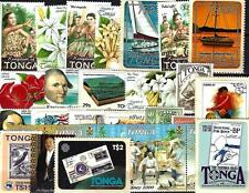 Tonga 200 timbres différents