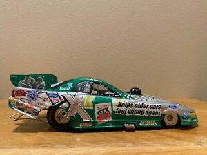 John Force 2003 Castrol GTX High Mileage/3 Stooges Mustang FC 1/24 new by Action