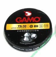 800 BALINES TS-10 GAMO LARGA DISTANCIA CALIBRE 4,5 MM - 4 LATAS DE 200 BALINES -