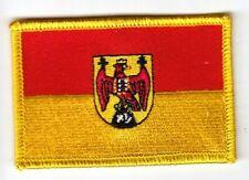 Aufnäher Österreich - Burgenland Patch Flagge Fahne