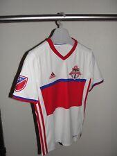 MLS Toronto FC Boys Replica Short Sleeve Team Jersey White Medium