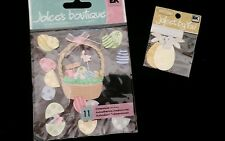 NIP 58 pc BOY 1ST HAIRCUT BIRTHDAY GRAD LOT 8 PKGS 3D STICKER SCRAPBOOKING