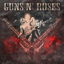 Guns N Roses 'Live On Air' (New 4 CD)