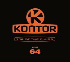 Kontor Top Of The Clubs Vol.64 von Various Artists (2014)