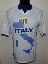 Drako Mens Short Sleeve Soccer Jersey Italia Italy One size
