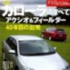 Carolla Toyota Complete Data & Analysis Book