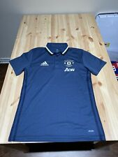 Manchester United Training Adidas Polo