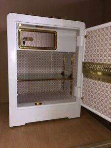 Large 60 litre 2 lock steel safe