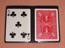 Card Wallet, Carry your Favorite Packet Tricks, 2 Pockets, Black Lot of 3 (2050)