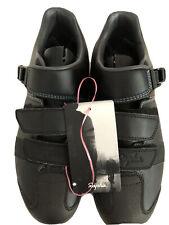 RAPHA Men's Cross Shoes Black Cycling MTB UK 9 EU 43 NEW Unworn